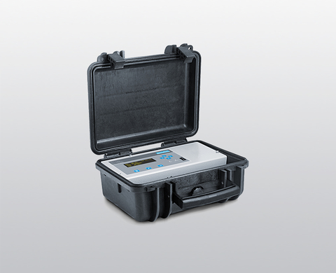 B-DETECTION MOBILE breathing air and gas measuring systems