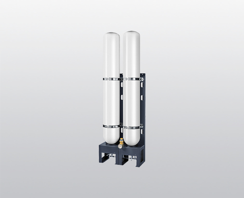B160 – 330 bar high-pressure storage