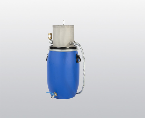 60 l condensate collection system
