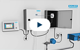 B-DETECTION PLUS online gas monitoring systems from BAUER KOMPRESSOREN